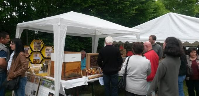 fête de ma rose- syndicat apiculture du limousin