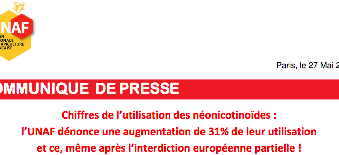 communiqué presse UNAF juin 2016